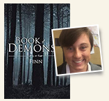 "Xlibris author Finn Siekenwich and ""Book of Demons 1"""
