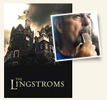 "Xlibris author  J.R. Gonzalez and ""The Lingstroms"""