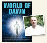 "Xlibris author Shawn Gale and ""World of Dawn"""