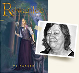 "Xlibris author V.J. Parker and ""Rowanlee"""